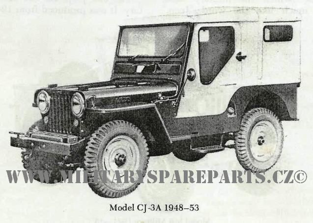 CJ 3A WWW.MILITARYSPAREPARTS.CZ