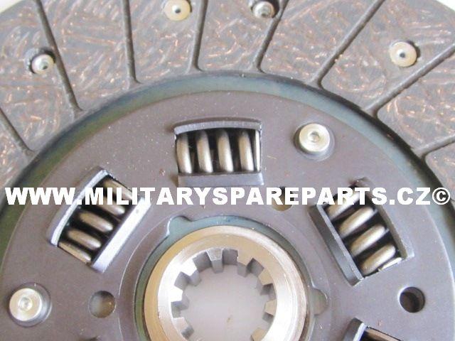 JEEP WILLYS MB FORD GPW SPOJKOVA LAMELA WWW.MILITARYSPAREPARTS.CZ
