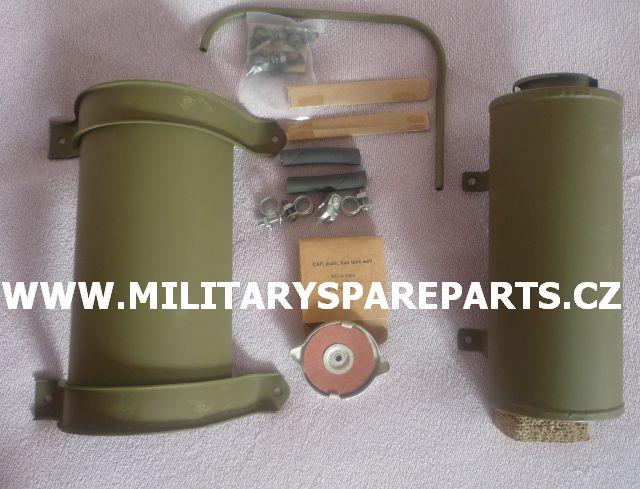 www.militaryspareparts.cz nádržka